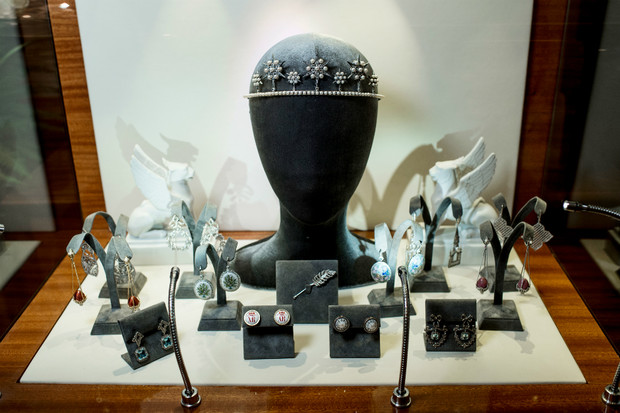 Презентация новой коллекции Axenoff Jewellery