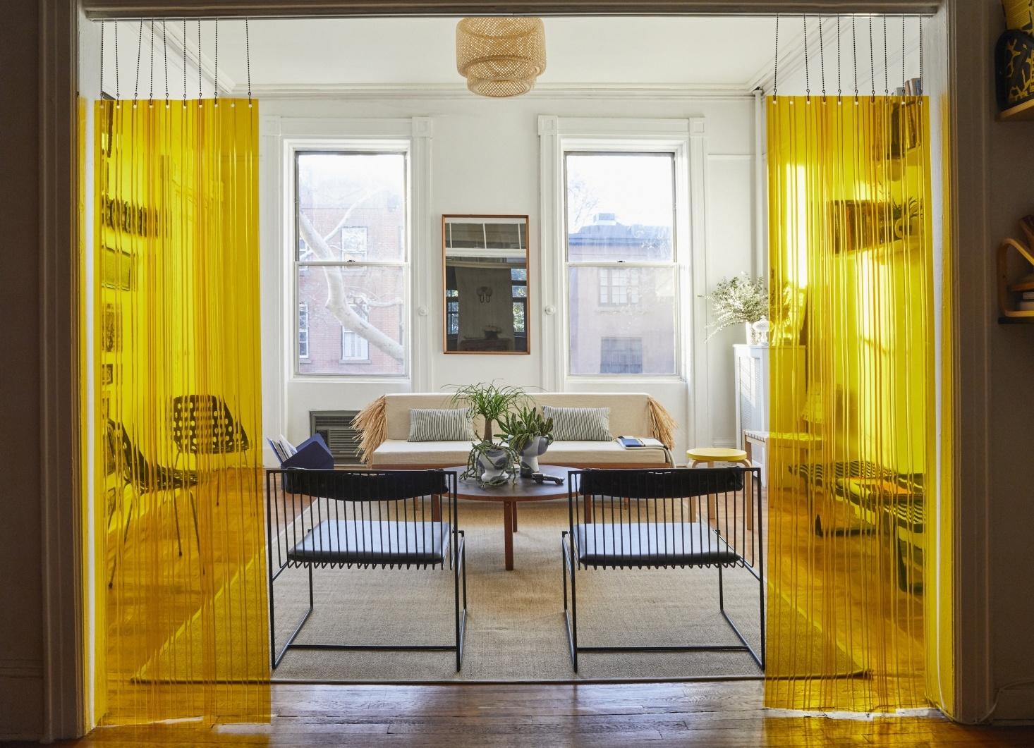 Желтый цвет в интерьере: 15 идей (галерея 0, фото 1)