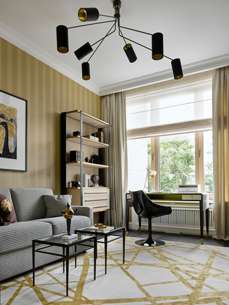 Квартира 130 м²: проект Юлии Кузнецовой (фото 11.2)