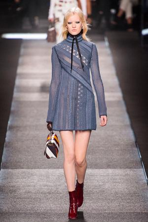 Показы мод Louis Vuitton Весна-лето 2015 | Подиум на ELLE - Подиум - фото 4224