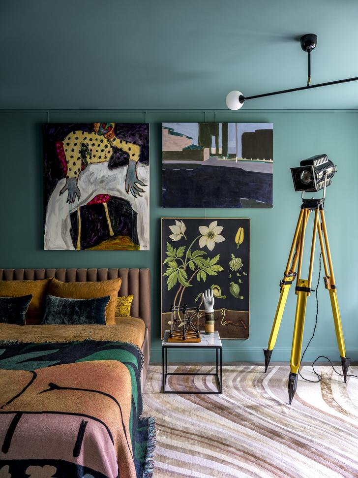 ELLE DECORATION в гостях у дизайнера Ильи Гульянца (фото 10)