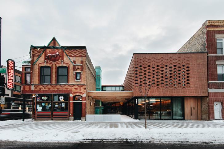 Новый ресторан Tied House в Чикаго (фото 2)