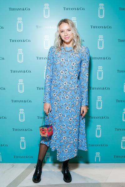 В Москве состоялась премьера аромата Tiffany & Co. | галерея [1] фото [2]