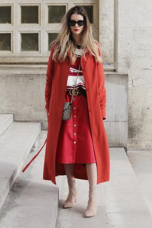Что носили на Неделе моды в Париже? (фото 10.2)