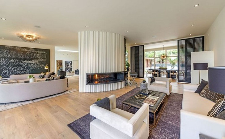Новый особняк Синди Кроуфорд в Беверли-Хиллз фото [11]
