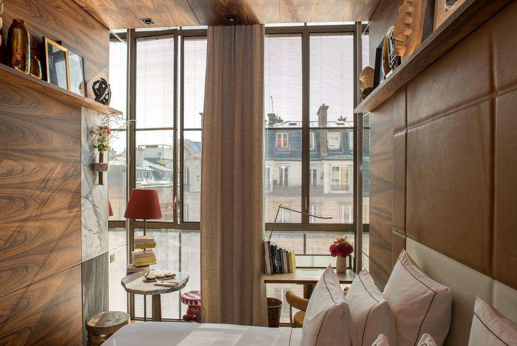 Brach: новый отель Филиппа Старка с видом на Эйфелеву башню (галерея 5, фото 2)