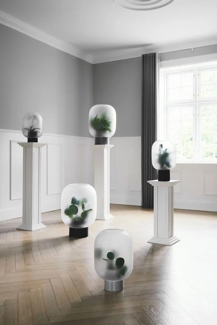 Утро туманное: вазы студии Studio Rem (фото 0)