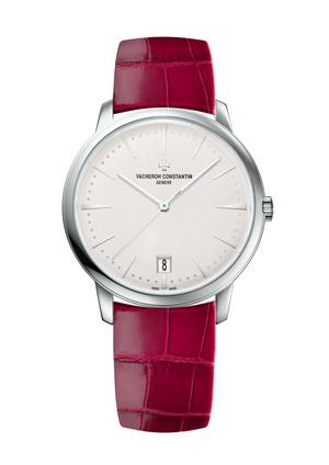 Just in time: новая версия популярных часов Vacheron Constantin (фото 1.1)