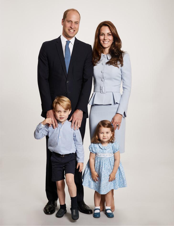 Как принц Георг и принцесса Шарлотта проведут Рождество (фото 4)