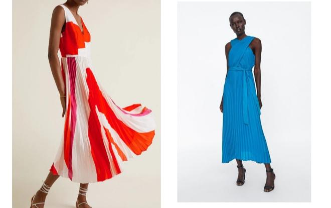 Какую юбку мы будем носить этим летом? Плиссированную! (фото 1)