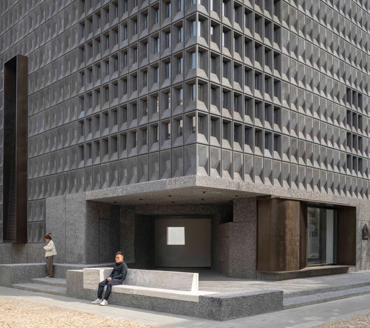 Арт-центр в Китае по проекту Neri&Hu (фото 8)