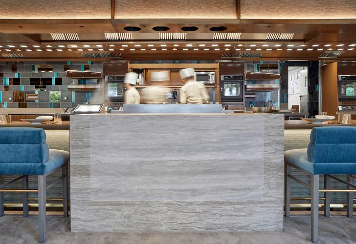 Pavyllon: новый ресторан по проекту Шахана Минассяна (фото 8)