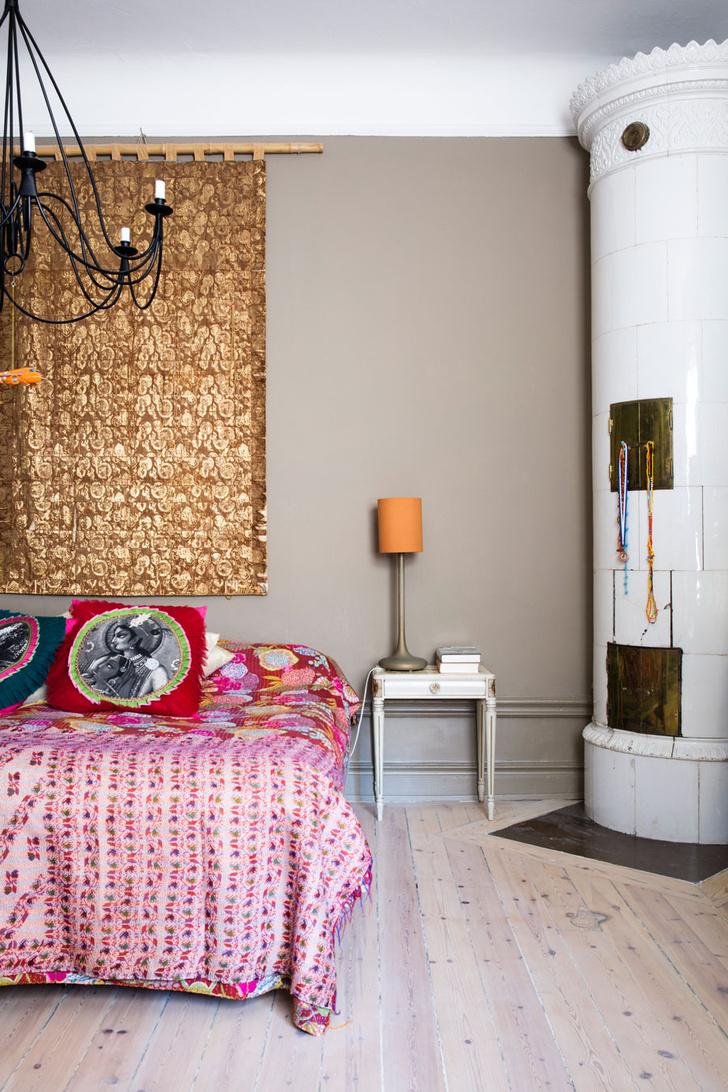 Дом для творческой пары в Стокгольме (фото 12)