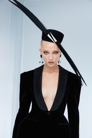 Maison Bohemique представил лукбук коллекции couture осень-зима 18/19 (фото 15.2)