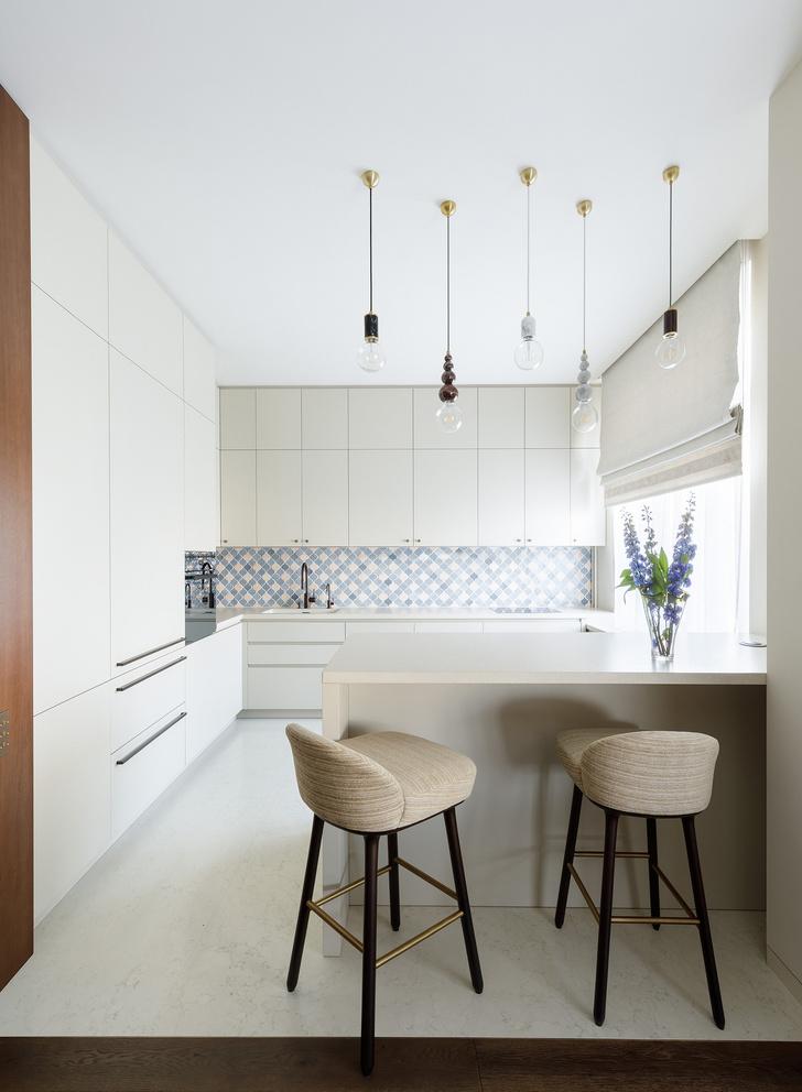 Светлая квартира 140 м² для семьи перфекционистов (фото 18)