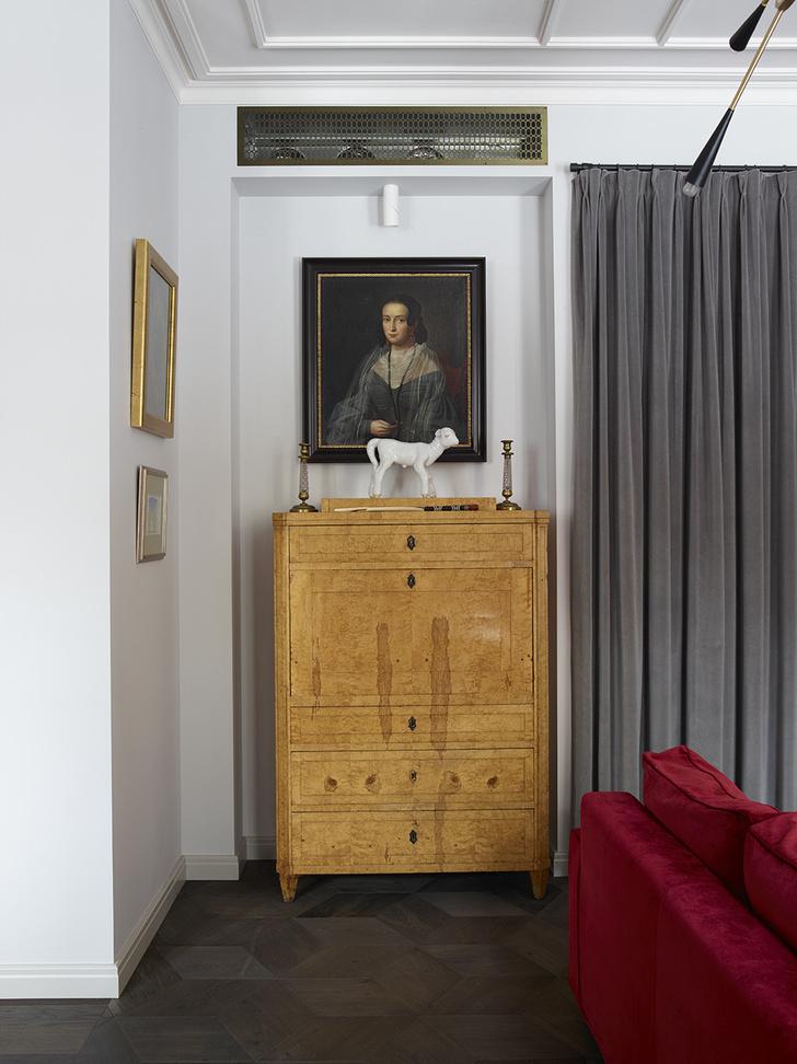 Династия: квартира Александры Вертинской (фото 30)