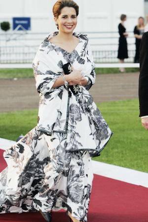Принцесса Иордании Хайя бинт аль-Хусейн