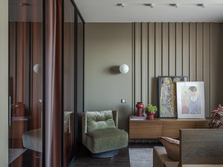 С чистого листа: квартира 45 м² на Озерной улице (фото 6)