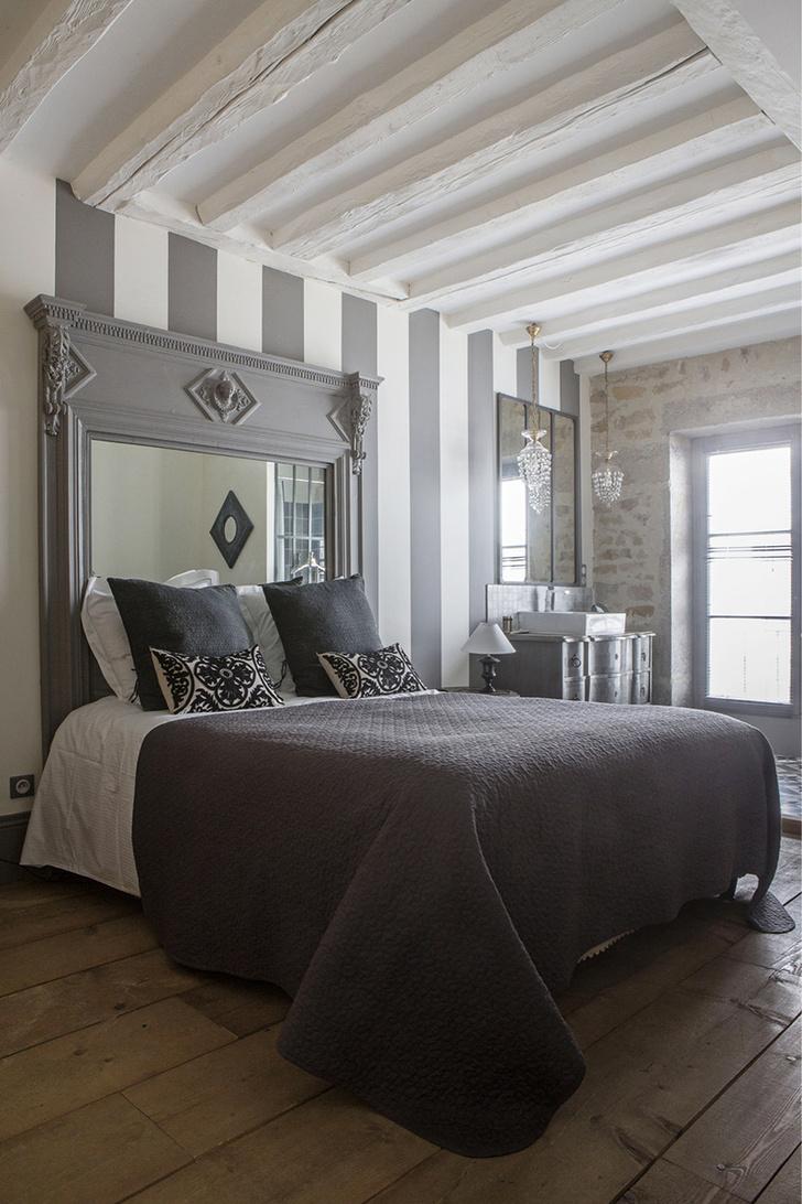 Квартира в Лионе.