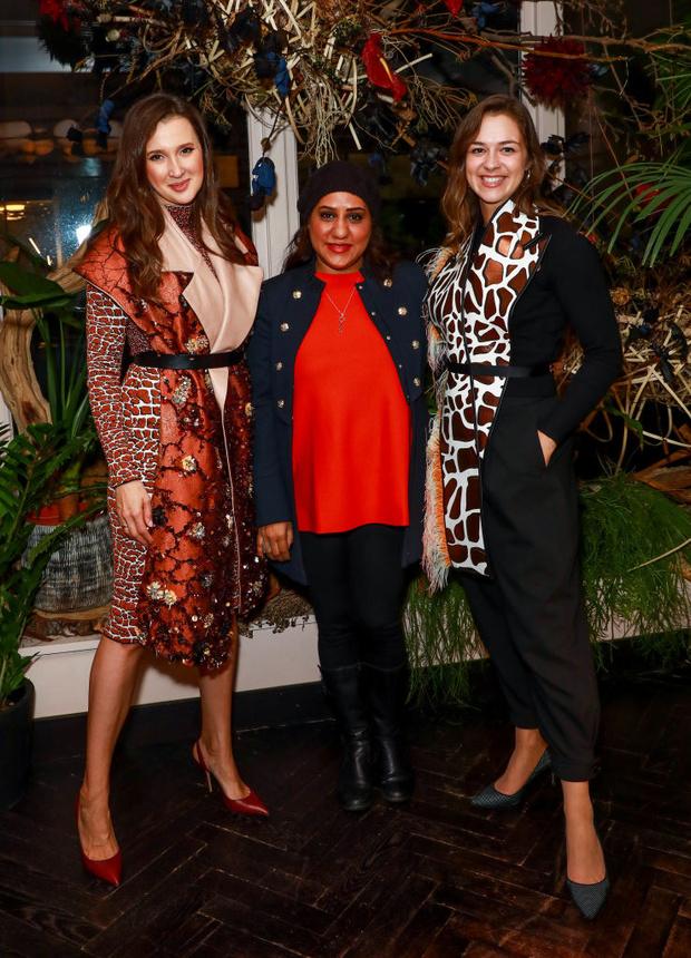 Колумнист ELLE Мария Байбакова присоединилась к программе ООН Женщины Великобритании в качестве советника по вопросам культуры и благотворительности (фото 5)