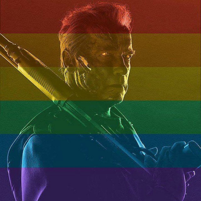 Арнольд Шварценеггер о легализации однополых браков в США