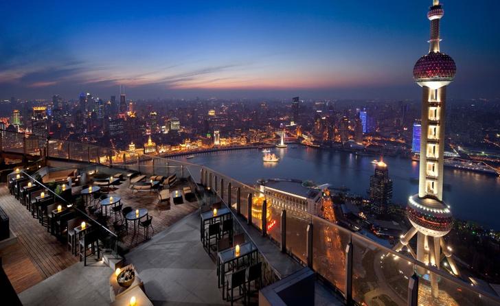 Голова в облаках: рестораны и бары на крыше (фото 18)