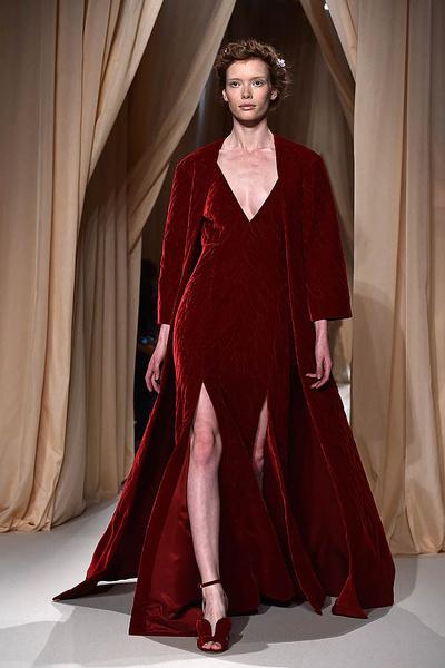 Показ Valentino Haute Couture   галерея [1] фото [5]