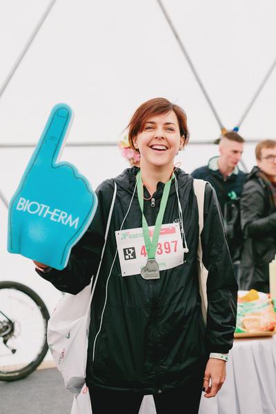В Москве прошел благотворительный марафон «Бегущие сердца» | галерея [2] фото [5]