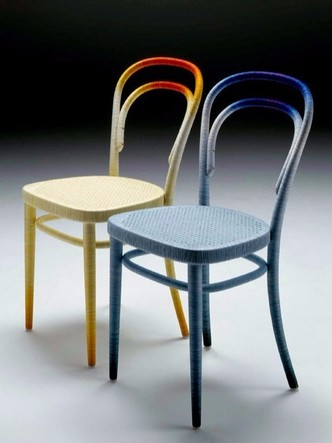 Тренд сезона: мебель из ротанга (фото 10)