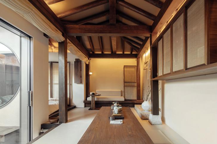 Гостевой дом Nuwa в Сеуле по проекту студии Z_Lab (фото 4)