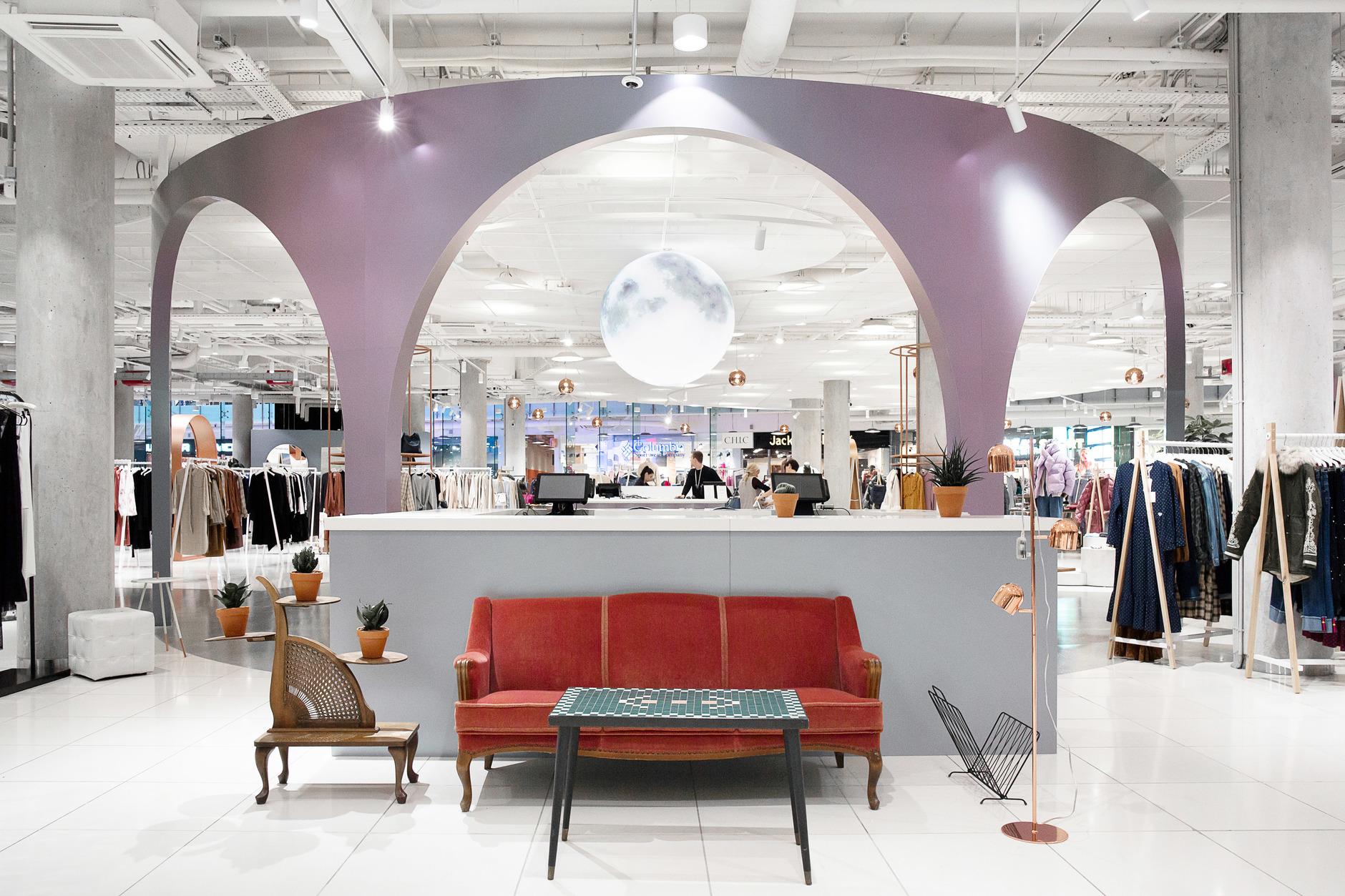Как выглядят пространства успешных fashion-брендов (галерея 4, фото 0)