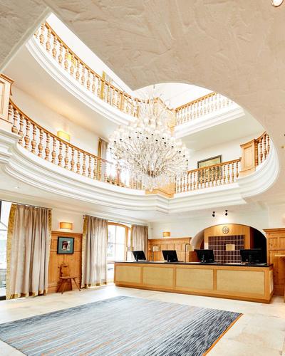 Куда отправиться на уикэнд? В баварский отель Bachmair Weissach (галерея 4, фото 0)