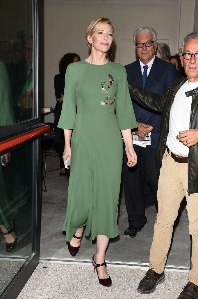Кейт Бланшетт в Giulietta