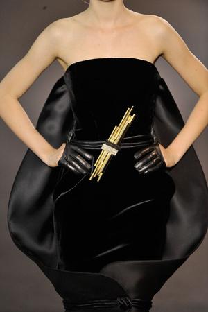 Показ Stephane Rolland коллекции сезона Осень-зима 2011-2012 года haute couture - www.elle.ru - Подиум - фото 278337