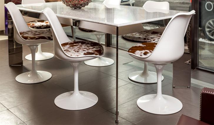 Топ-10: обеденные столы и стулья фото [14]