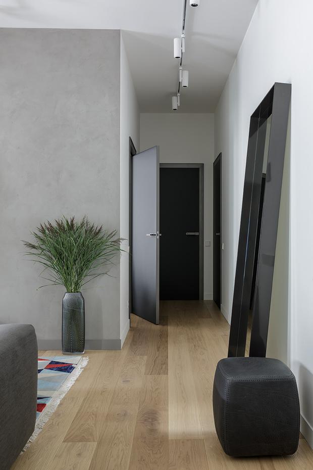Минималистичная квартира 72 м² в Санкт-Петербурге (фото 5)
