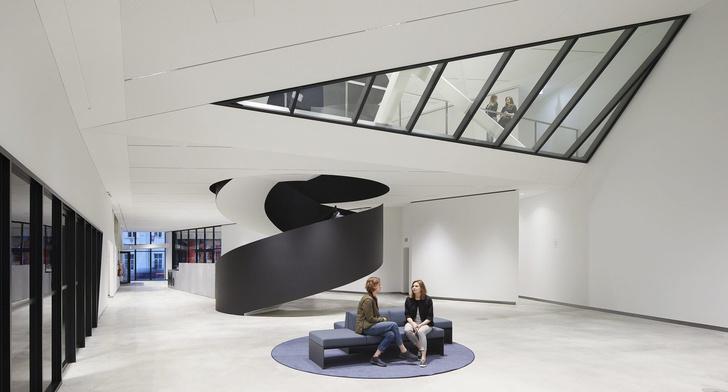 Музей по проекту Даниэля Либескинда в Вильнюсе (фото 3)