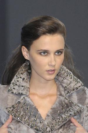 Показ Christophe Josse коллекции сезона Осень-зима 2010-2011 года haute couture - www.elle.ru - Подиум - фото 167211