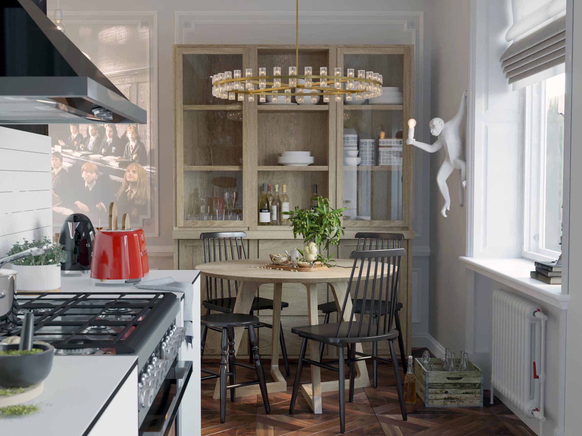 «Кухня в стиле Smeg»: итоги конкурса (галерея 5, фото 2)