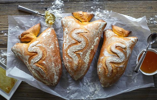 Хлеб «Морковный»