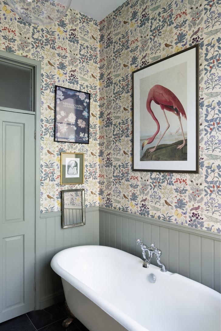 Легкость бытия: лондонская квартира Люка Эдварда Холла (фото 11)