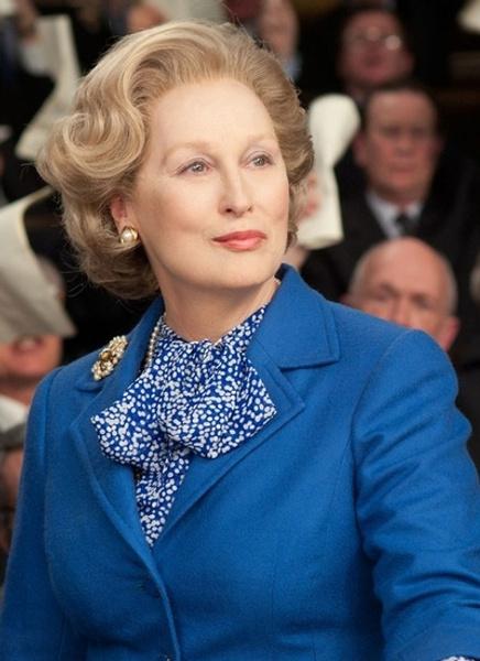«Железная леди» (The Iron Lady), 2011