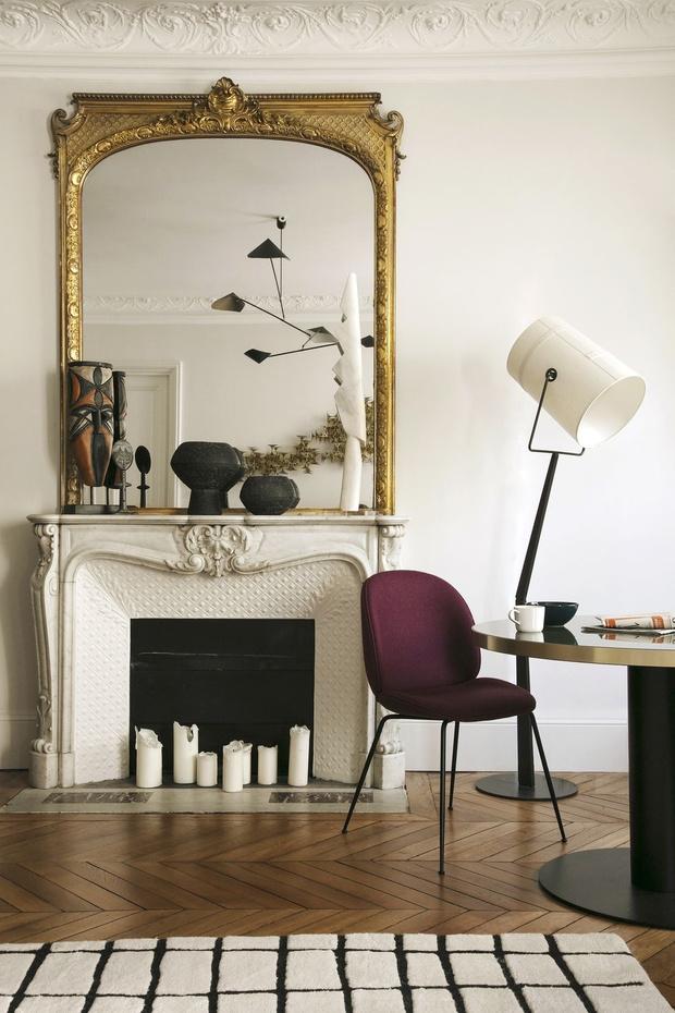 Квартира в бывшем офисе в Париже (фото 4)