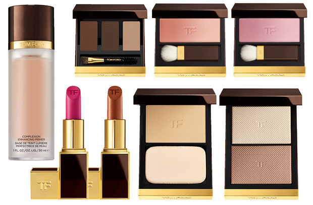 Fall 2015 Collection от Tom Ford