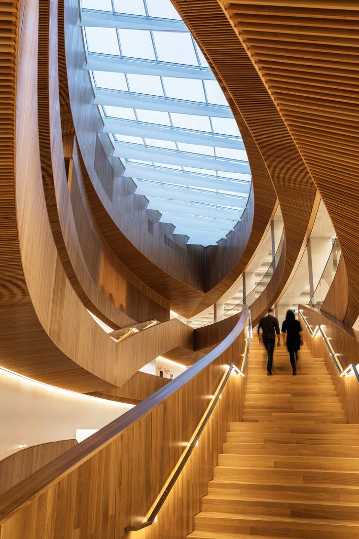 В Калгари открылась городская библиотека по проекту Snøhetta (фото 5)