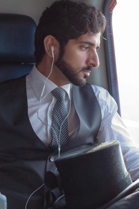 Шейх Хамдан бин Мохаммед бин Рашид, принц Дубая