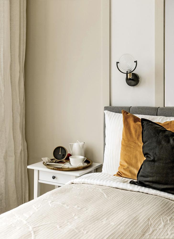 Лучшие цвета для спальни: 5 вариантов (фото 7)
