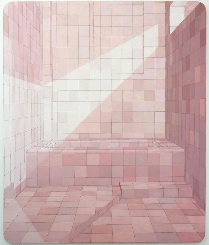 Розовый концепт-стор в Сан-Паулу (фото 9)