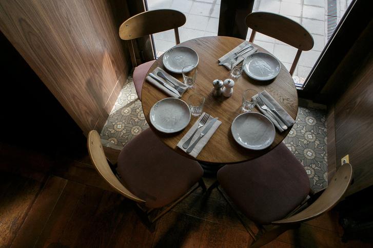 Топ 3: дизайнерские рестораны Уильяма Ламберти в Москве (фото 27)
