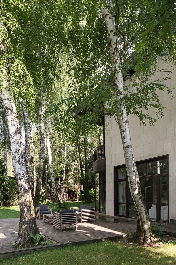 Дом основателя арт-ярмарки Cosmoscow Маргариты Пушкиной фото [5]